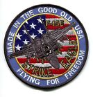 BOEING F-15 E STRIKE EAGLE USAF FIGHTER SQUADRON PATCH