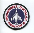 McDONNELL DOUGLAS F-4 PHANTOM USAF NAVY USMC FOREIGN FIGHTER SQUADRON PATCH
