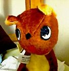 Unique Collectible 1960-70's Beloved Toys Inc Straw Stuffed Squirrel