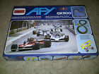 Vintage AFX Aurora GX1100 G-Plus Racing set,MIB sealed, european release 1970's