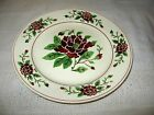 3 Persian Ware Plates Floral  8