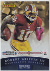 2012 Playoff Contenders Robert Griffin III RG3 Prominence Insert RC #6 Redskins