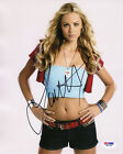 LAURA VANDERVOORT SIGNED AUTOGRAPHED 8x10 PHOTO SMALLVILLE VERY SEXY PSA DNA