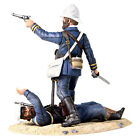 War aloong the Nile British Naval Officer defending wounded sailor 54mm