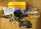 NEW Crimestopper SP-502 2-Way Car Alarm with Remote Start, Keyless Entry System