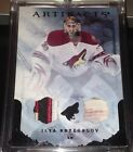 Ilya Bryzgalov 4 Color Patch and Laundry Tag 5 10-11 Upper Deck Artifacts