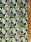 Leaves On The Breeze cotton fabric BY THE HALF YARD