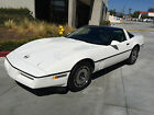 Chevrolet  Corvette Base Hatchback 2 Door 1985 chevrolet corvette base hatchback 2 door 57 l