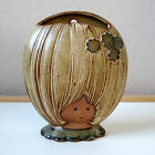 EUC Vintage Wall Mount Flower Vase by UCTCI GEMPO Handcrafted Japan Stoneware