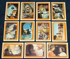 Star Wars Vintage Sticker Card Set Series #5 MINT Topps 1977