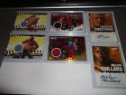 2010 Topps UFC Series 4 Collection w 179 Cards + 2 Autos & 4 Relics