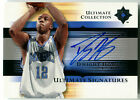 2005-06 Upper Deck Ultimate Collection DWIGHT HOWARD Signatures On-Card Auto SP