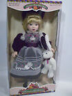 Porcelain Doll Victorian Collection by Melissa Jane Brass Key Limited ED1998 NIB