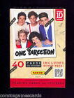ONE DIRECTION 2013 Panini 4-Pack FACTORY SEALED BLASTER BOX 1D INSERTS STARDUST