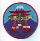 NAF NAVAL AIR FACILITY NAS ATSUGI JAPAN NAVY BASE SQUADRON PATCH