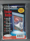 20000 Ultra Pro Team Bags 200 Bags Resealable Strip New Acid Free No PVC