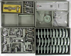 Sears Kenmore Model 1756 Zig Zag Sewing Machine Cams Accessories Stacking Case