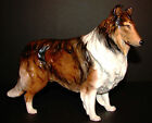 Repaired Large HN1057 Ashstead Applause Royal Doulton Porcelain Collie Figurine