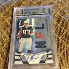 ROB GRONKOWSKI PATRIOTS ABSOLUTE ROOKIE AUTO JERSY BGS 9 175 299 CHX OUT LIST