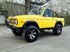Ford  Bronco Sport 1973 ford bronco sport automatic new 302 disc brakes twinstick great driver look