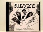 Alyze - Playin' With Desire 1992/2005 Rare Retrospect Reissue HTF Hair Metal OOP