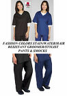 STYLIST GROOMER BARBER Hair,Water&Stain Resistant SMOCKS & PANTS Shirt Trouser