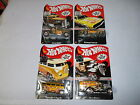 2011 Collector Edition(4 Car Set 1/550)T1 DRAG BUS,BLOWN DELIVERY,CONVOY,CHARGER
