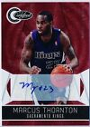 MARCUS THORNTON 2010-11 Totally Certified Red #62 NBA Autographs AUTO #98 99