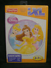 NEW Fisher Price iXL DISNEY PRINCESS learning game software Age 3-7 NIB SEALED