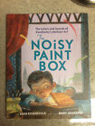 SIGNED The Noisy Paint Box by MARY GRANDPRE Harry Potter CALDECOTT Honor Award