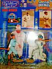 Babe Ruth & Roger Maris 1998 Winning Pairs Classic Doubles Starting Lineup Baseb