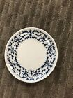 19th C Japanese Porcelain White And Blue Dish