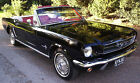 1965 Ford Mustang Convertible and Coupe Wedding car hire American Classic