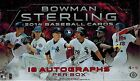 2014 Bowman Sterling Baseball Factory Sealed Hobby Box