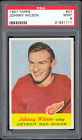 1957-58 Topps #47 Johnny Wilson PSA 9 MINT. Low Population!