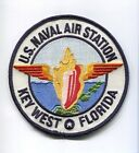 NAS NAVAL AIR STATION KEY WEST FL US NAVY BASE SQUADRON JACKET PATCH