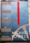 A Life in Movies by Michael Powell SIGNED by Author 1987 1st American Ed