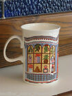 Dunoon Fine BoneChina Cup Made in England Sue Scullard Christmas Toy Shop Window