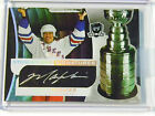 2008 09 THE CUP MARK MESSIER # 39 50 STANLEY CUP SIGNATURES AUTO HOCKEY CARD