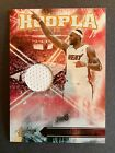 2010-11 Absolute Memorabilia Hoopla Materials #15 LeBron James Used Jersey 16 49