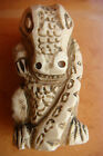 OLD ANTIQUE  Japanese Superbly Carved netsuke Sculpture MUSEUM QUALITY