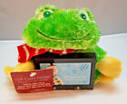 Dan Dee Plush Frog Gift Card Holder Record a Message 5