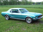Ford  Mustang Sport Sprint V8 1967 mustang sport sprint 289 4 v a code coupe