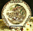 VIntage Heritage Hall Plate, Staffordshire, French Provincial, New Orleans