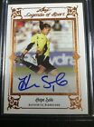 2012 Leaf Legends of Sport Hope Solo Auto Autograph SSP USA Soccer
