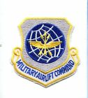 MAC MILITARY AIRLIFT COMMAND USAF AIR FORCE SQUADRON PATCH