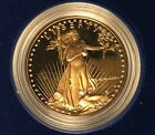 1 Troy oz Gold 1986 American Eagle Gold Proof Coin US MINT WE W Box