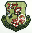 JASDF JAPAN AIR FORCE 23rd TFS TACTICAL FIGHTER SQUADRON PATCH