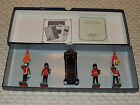 BRITAINS TOY SOLDIERS NEW IN BOX 00091 Scots Guards Colour Party