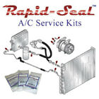 A/C System Seal Kit-Rapid Seal Oring Kit UAC fits 97-05 Jeep Wrangler 4.0L-L6